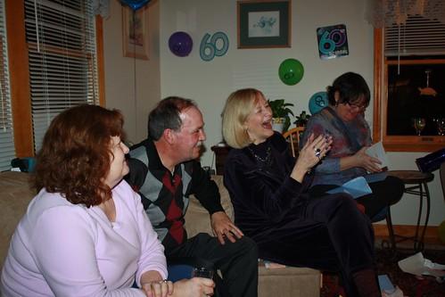 Kathy's 60th Surprise Party 2013