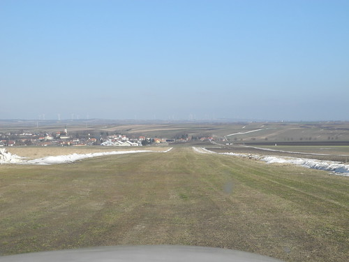Spannberg Private Airfield