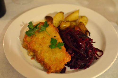 Veal Schnitzel