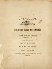 Chapman Zabriskie sale 1909