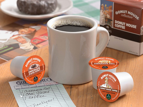 Donut House Collection K-Cups