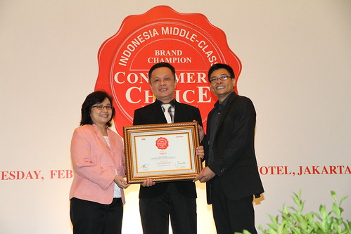 Indonesia Middle-Class Brand Forum 2013-Top 1