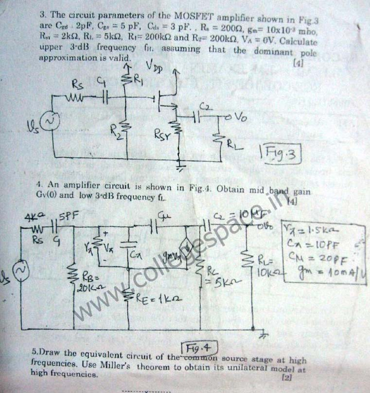 NSIT Question Papers 2012 – 2 Semester - Mid Sem - ECE-COE-ICE-211