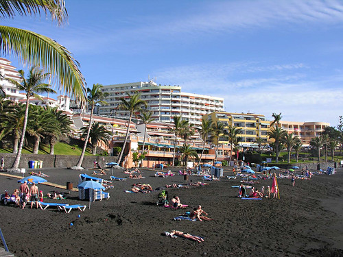 Playa de la Arena beach