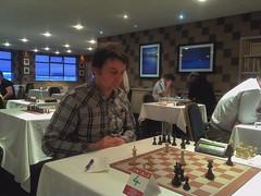 Krzysztof Belzo, jerseychessclub.com webmaster and live games