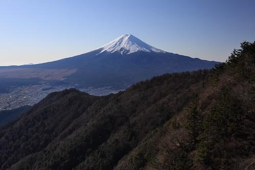 mountain canon fuji hiking mitsutoge 5dmarkiii