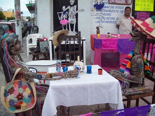 Dia de los Muertos in Chapala, Mexico. From All You Need to Know to Teach Dia de los Muertos, Day of the Dead