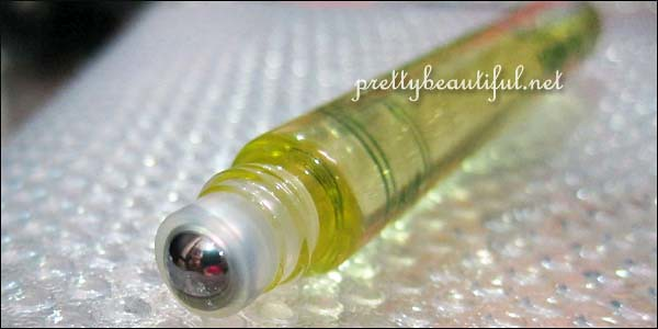 Melvita Argan Cuticle Oil Roller