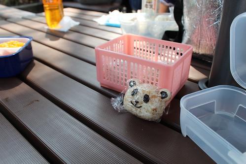 パンダおにぎりセット_上野動物園2