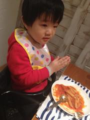 カフェランチとら 2013/3/10
