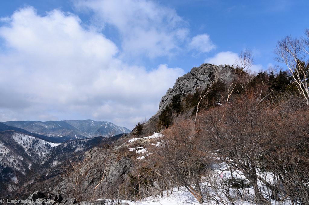 20130303 近くて遠い山頂