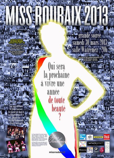 Miss Roubaix 2013