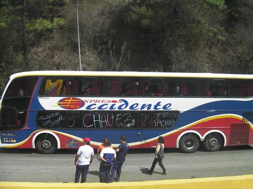 Viva Siempre Chavez!