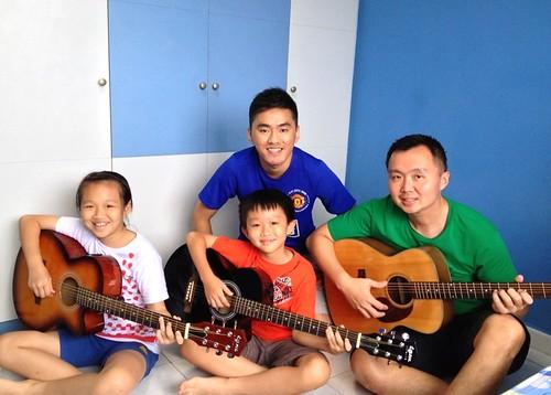 Zenys, Zaccheus & Yang Liang