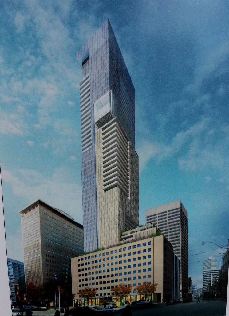 Toronto 481 University Avenue 184 5 M 55 Floors