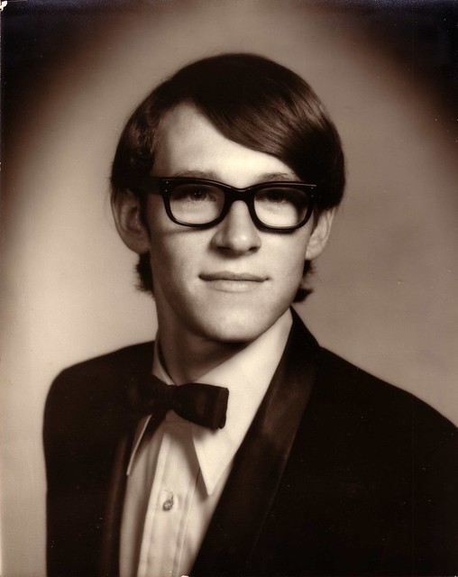 David Reid Senior Portrait 1972