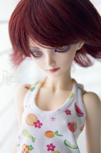 Yellow Eyes 3