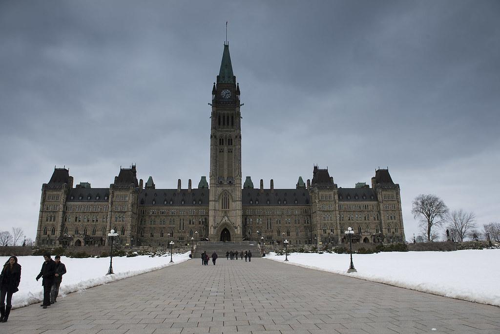 Centre Block - Parliament Hill