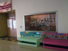 Aki Kurose Bike Raffle Prize
