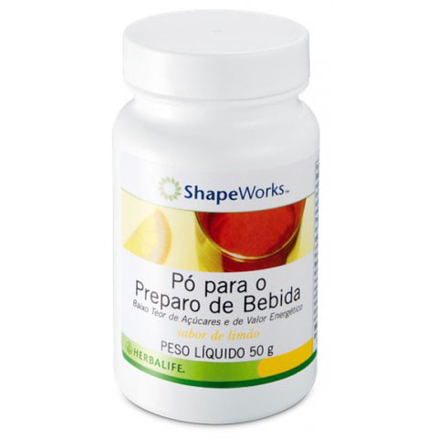 Ch?Herbalife Limão