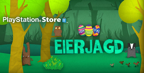 PlayStation-Store Eierjagd