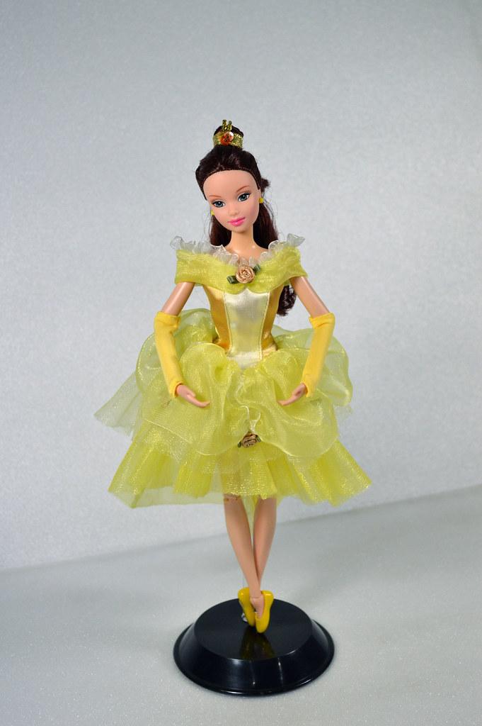 Belle OOAK Ballerina Doll