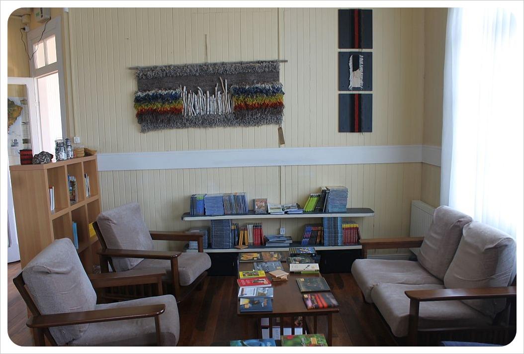 yendegaia hosteria porvenir living room