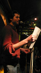 Alex textstrom Poetry Slam Wien