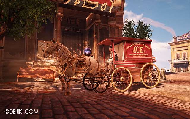BioShock Infinite - Mechanical Horse