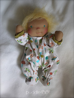 "10"" Baby Doll: Hilde"