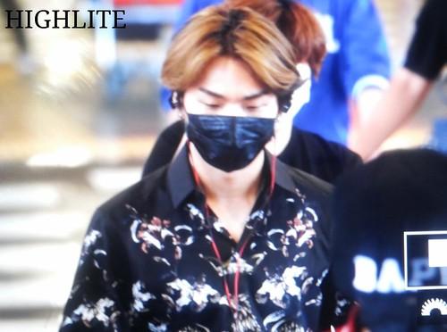 Big Bang - Incheon Airport - 26jul2015 - High Lite - 05