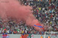 Steaua-Manchester City, atmosfera
