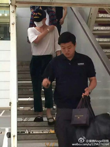 Big Bang - Wuhan Airport - 27jun2015 - 2294274764 - 03