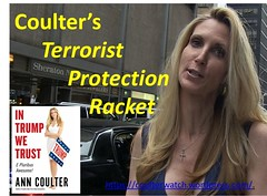 Coulter's Terrorist Protection Racket