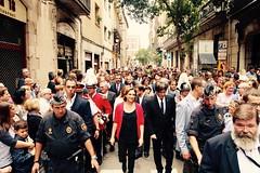 ds., 24/09/2016 - 12:14 - L'alcaldessa participa als diferents actes institucionals, ciutadans i culturals de la Mercè 2016
