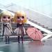 Playful Raindrop&Penny Precious by k07doll