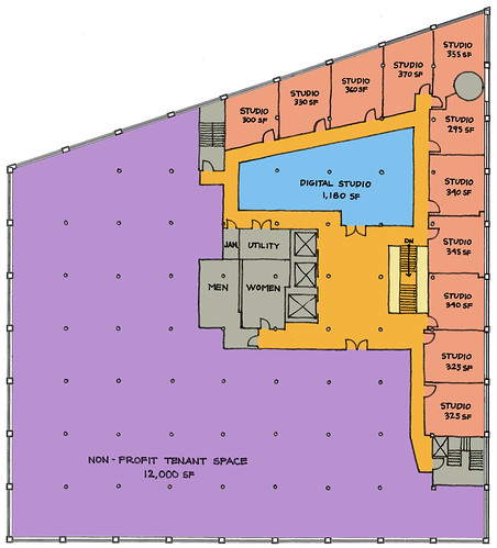 CLAC 3rd floor 010509