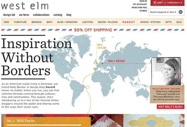 Working With West Elm