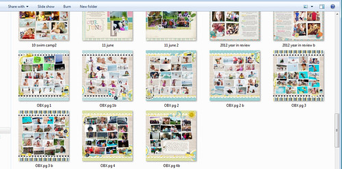 2011 summer pages