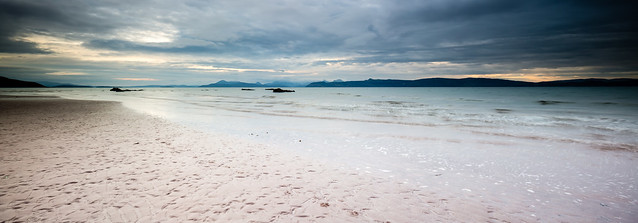 Applecross Sand Beach