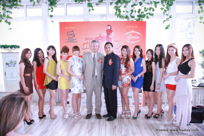 Miss Chipao Malaysia 2013