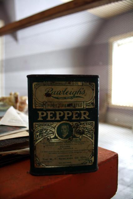 Rawleigh's Pepper