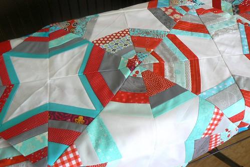 Spiderweb Quilt