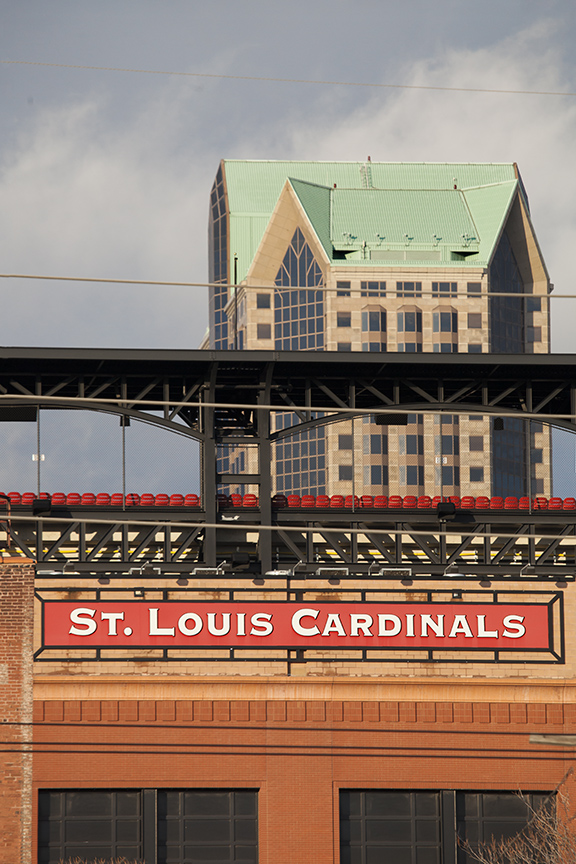 Busch Stadium - Sunset 2