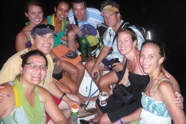 CE Team, summer 2011
