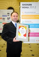Vyhlášení MPŽ 2012
