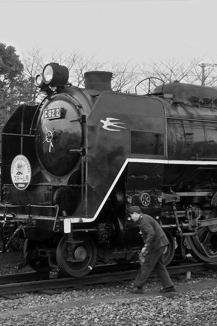 C62 2 スチーム号 梅小路蒸気機関車館