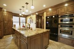 Warner-Hall kitchen