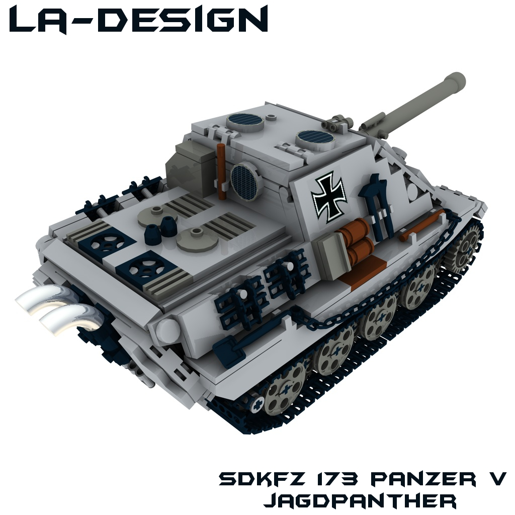 how to build a lego ww2 tank