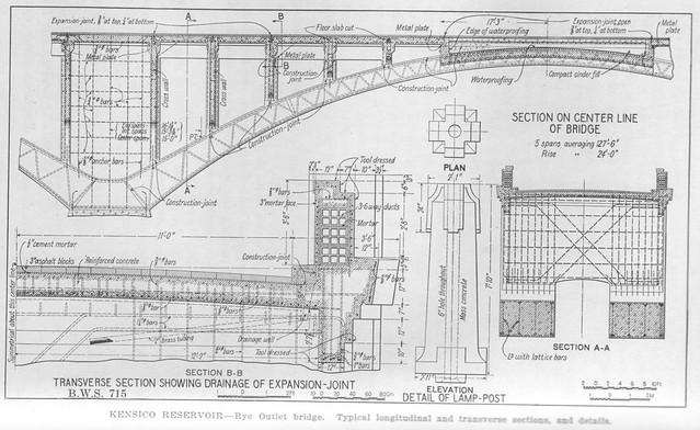 Report 1911 Bridge Drawing